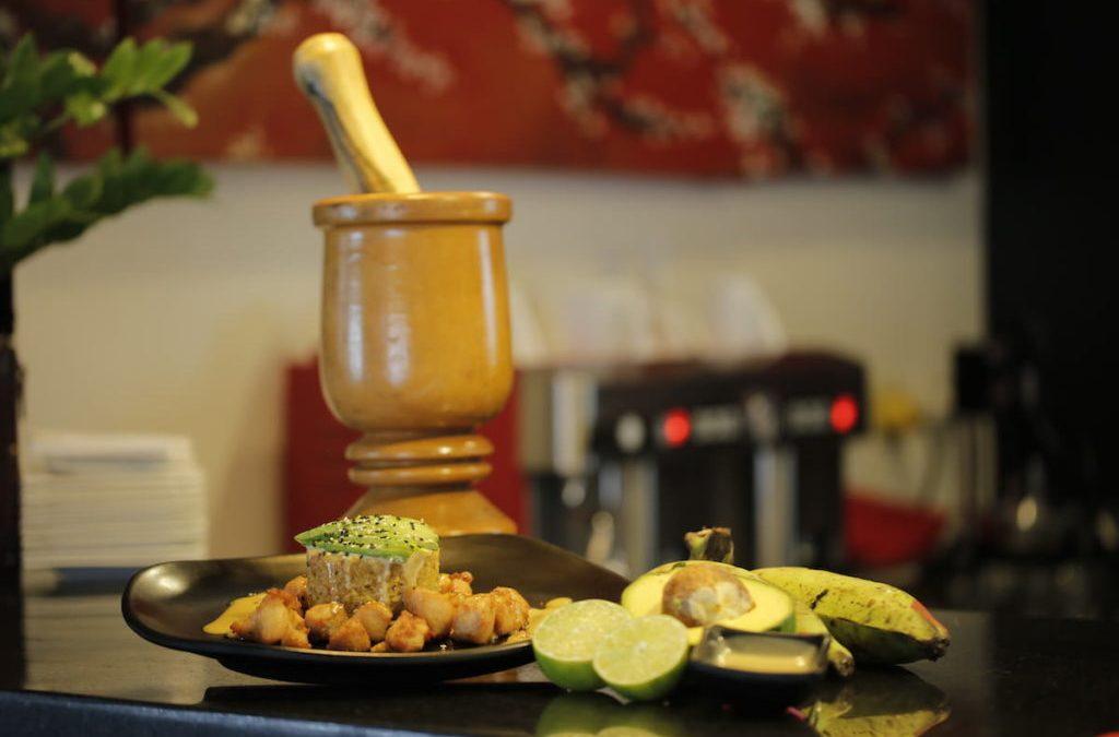 ¿Mofongo en un restaurante Asiático? ¡Es una locura!