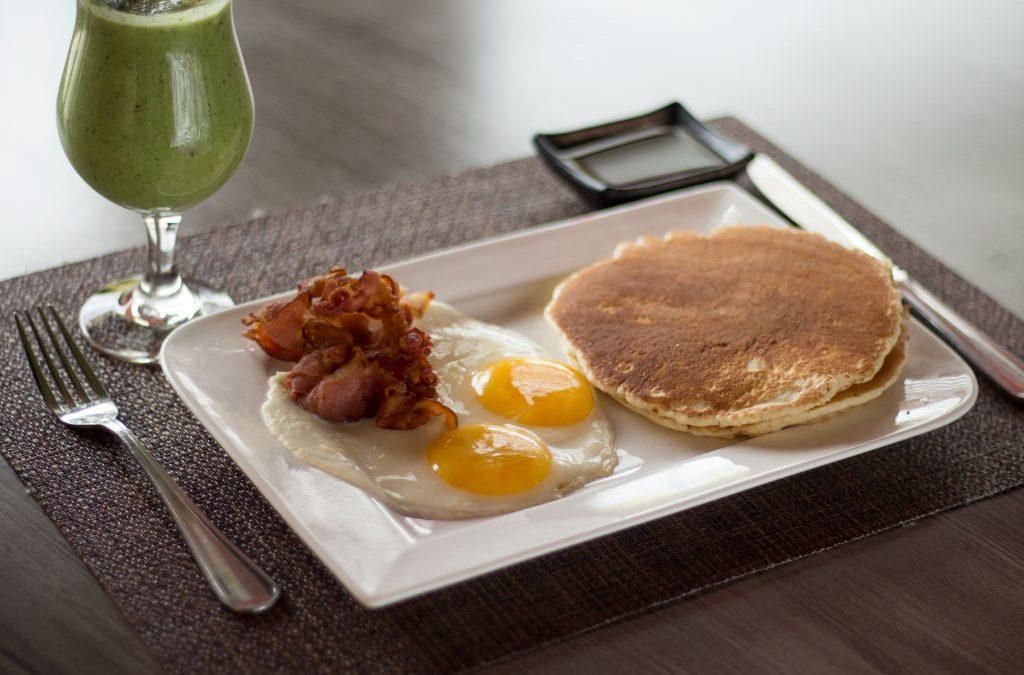 ¡Ahora desayuna en Yao Bávaro!