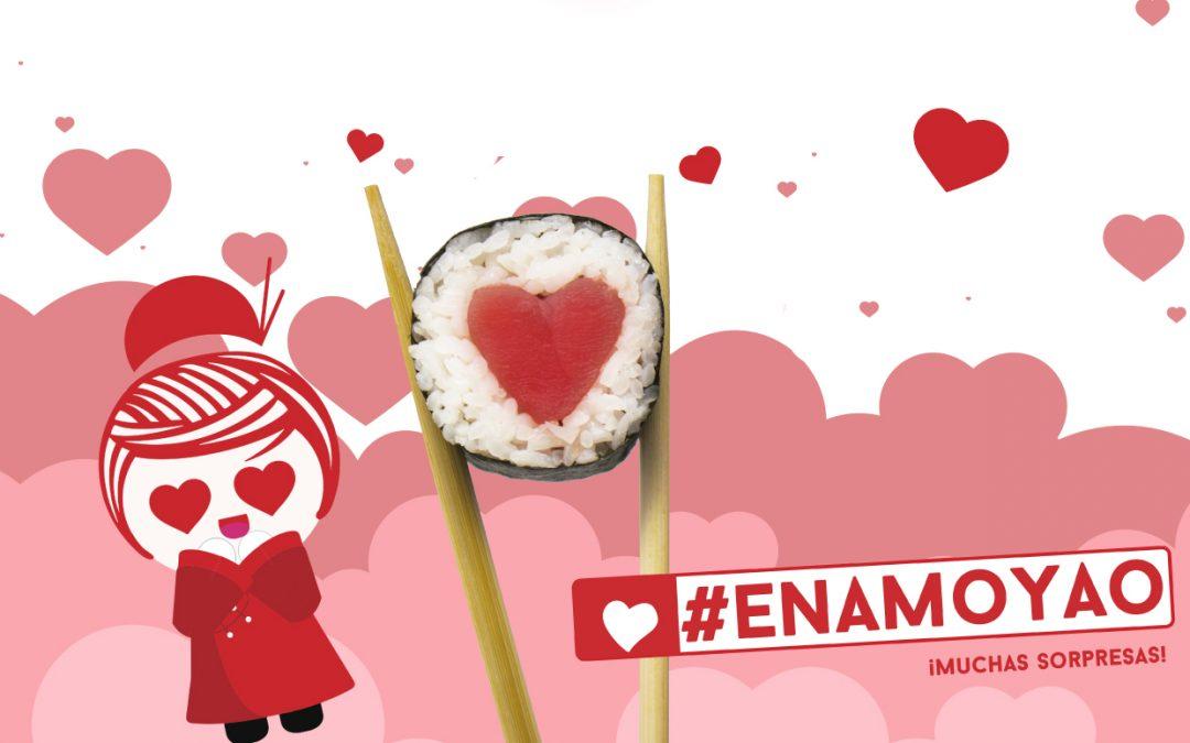 Inicia Concurso #enamoyao