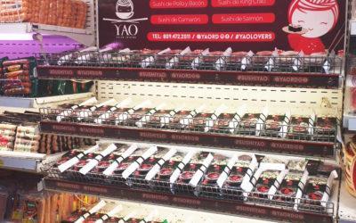 Tu #SUSHIYAO ahora también en los Supermercados Bravo!