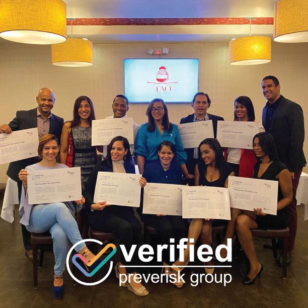 Por 3er año Preverisk Group nos certifica